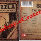 Sizzla: The Story Unfolds ( Double Cd )