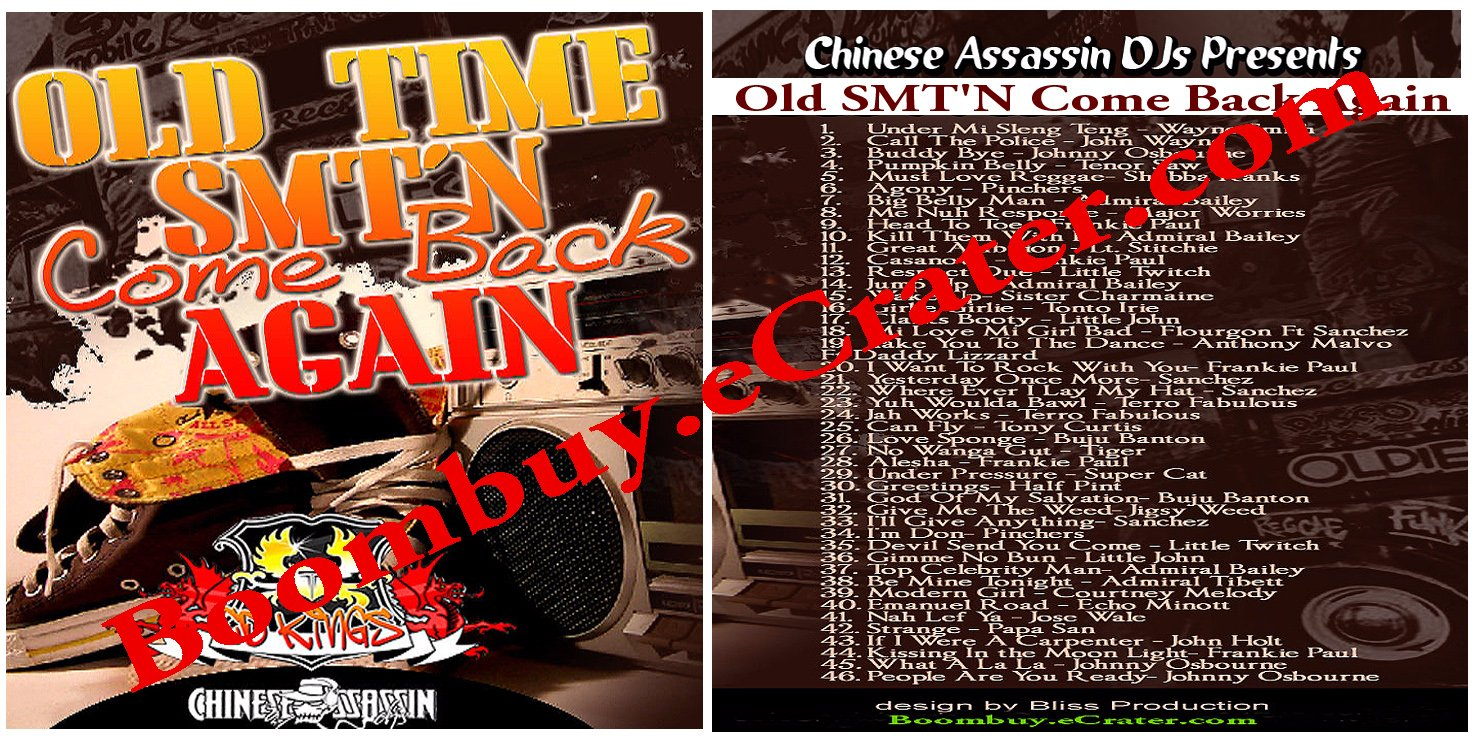 Chinese Assassin: Old Time SMT'N Come Back Again (***2011 Release )