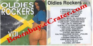 Various Artists: Oldies Rockers Vol.1