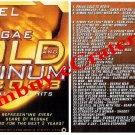 Dj Fidel: Reggae Gold / Platinum 2004-2005