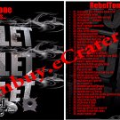 Rebel tone: Bullet Bullet Bullet