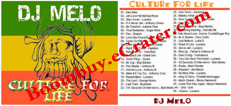 Dj Melo: Culture For Life