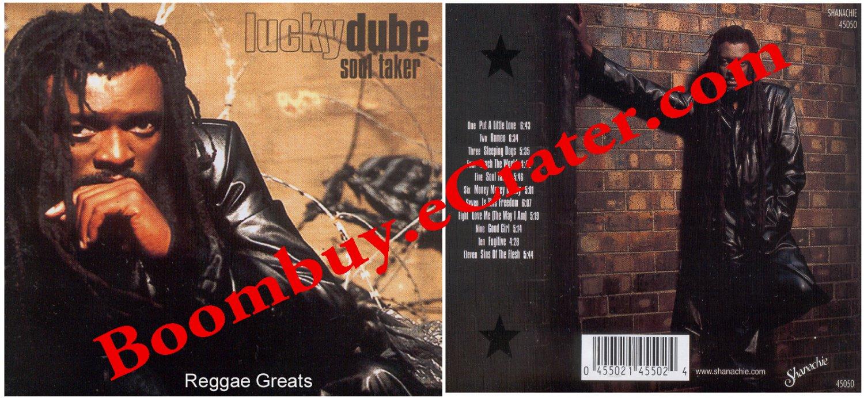 Lucky Dube: Soul Taker