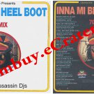 Chinese Assassin: Inna Mi Big Heel Boot