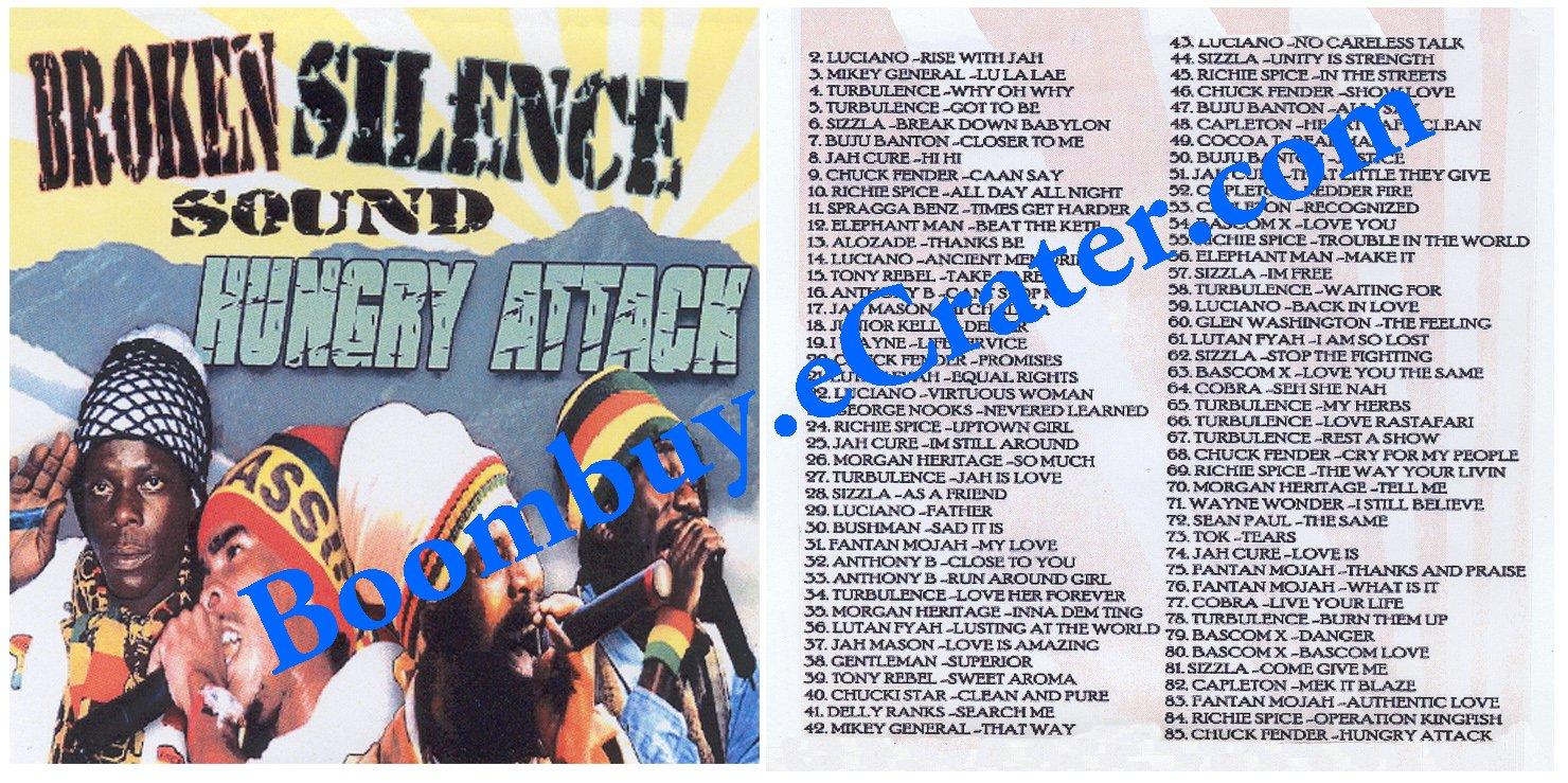 Broken Silence: Hungry Attack