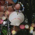 Long Sea Shell Necklace