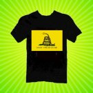 Gadsden Flag Tea Party Don't Tread on Me T-Shirt New 8 Sizes 2 Colors