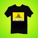 Gadsden Flag Tea Party Don't Tread on Me T-Shirt New 8 Sizes 3 Colors