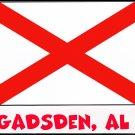 Gadsden Alabama Souvenir Tote Bag