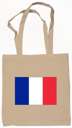 New Caledonia Caledonian Flag Souvenir Canvas Tote Bag Shopping School Sports Grocery Eco