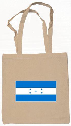 Honduras Honduran Flag Souvenir Canvas Tote Bag Shopping School Sports Grocery Eco