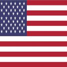 US Flag Bandana