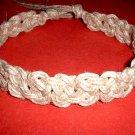 Celtic Knot Thick Hemp Choker Necklace