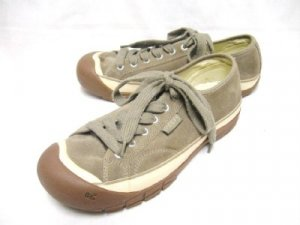 KEEN VULCANIZED LEATHER SNEAKERS SHOES EUR 40 US 9.5