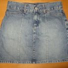 "Womens GAP Denim ""BELLE DU JOUR"" Jean Skirt 2"