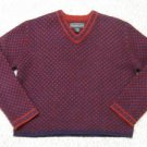 Vintage ABERCROMBIE & FITCH Winter Ski Sweater L
