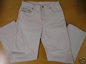 JONES NEW YORK Stretch Biege Denim Jeans Pants 6