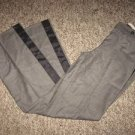 Womens Gray MICHAEL KORS Side Stripe Dress Pants 4
