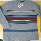 NWT NEW Mens OXFORD & FULHAM Wool Sweater XL