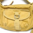 CUTE SOFT FOSSIL HANDBAG TOTE PURSE BAG EUC