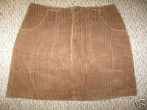 AMERICAN EAGLE AE Corduroy Mini Skirt Size 10