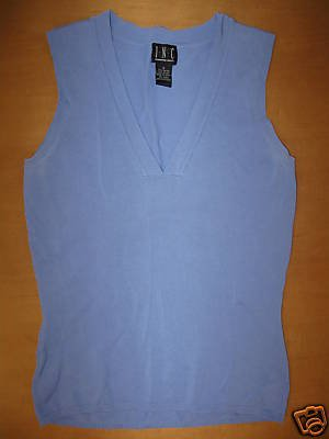 I.N.C INTERNATIONAL CONCEPTS Rayon Tank Shirt Top S