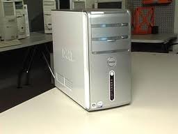Dell Inspiron 533 Desktop with Monitor