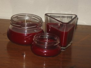 Strawberry Cheesecake set of 3