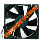 Dell Dimension 2300 2350 PC Fan 2X333 02X322 5U059 Temperature Sensing Computer Cooling Fan