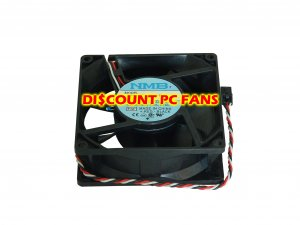 Dell Dimension 8300 Desktop Computer Case Cooling Fan Thermal Sensing Fan