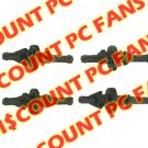 Dell 0N399 Rubber Insulator Fan Mounts Set of 4