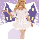 Snow Princess 2 Piece Costume Sizes S-L