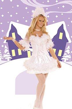 Snow Princess 2 Piece Costume Sizes S-L