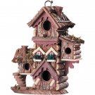 30206 Gingerbread-styled Birdhouse