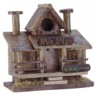 30659 Moose Lodge Wood Birdhouse