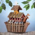 31248 Wood Noah Ark's Birdhouse