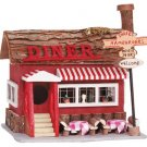 31249 Wood Diner Birdhouse
