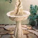 32001 Couple Garden Fountain
