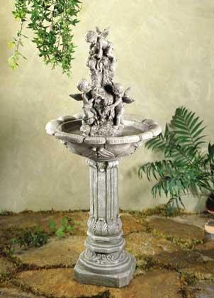 33631 Cherubs Fountain