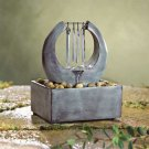 33539 Wind Chime Table Fountain