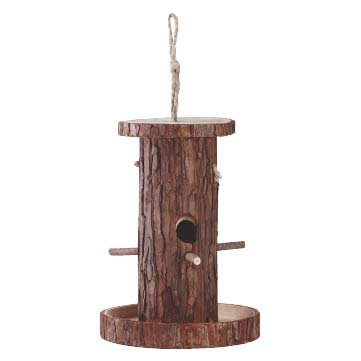 34718 Rustic Bird Feeder