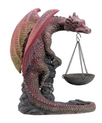 30742 Oil Burner - Dragon