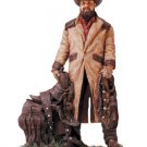 30737 Alabastrite Cowboy With Saddle