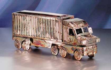 30090 Musical Metal Big Rig Truck