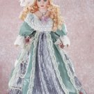 "31135 22"" Porcelain Victorian Doll - Alicia"