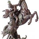 30087 Alabastrite Warrior On Horse