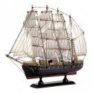 30697 Wood Sail Boat