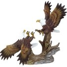30242 Porcelain Fighting Eagles