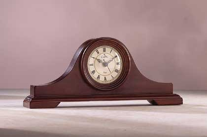 22747 Wood Mantle Clock