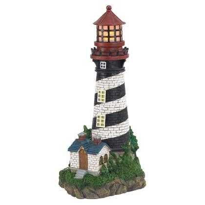 35719 Lighthouse Solar Lamp